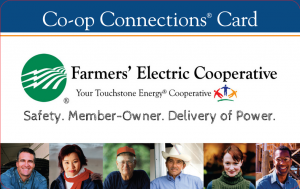 Co-op Connections Example Card