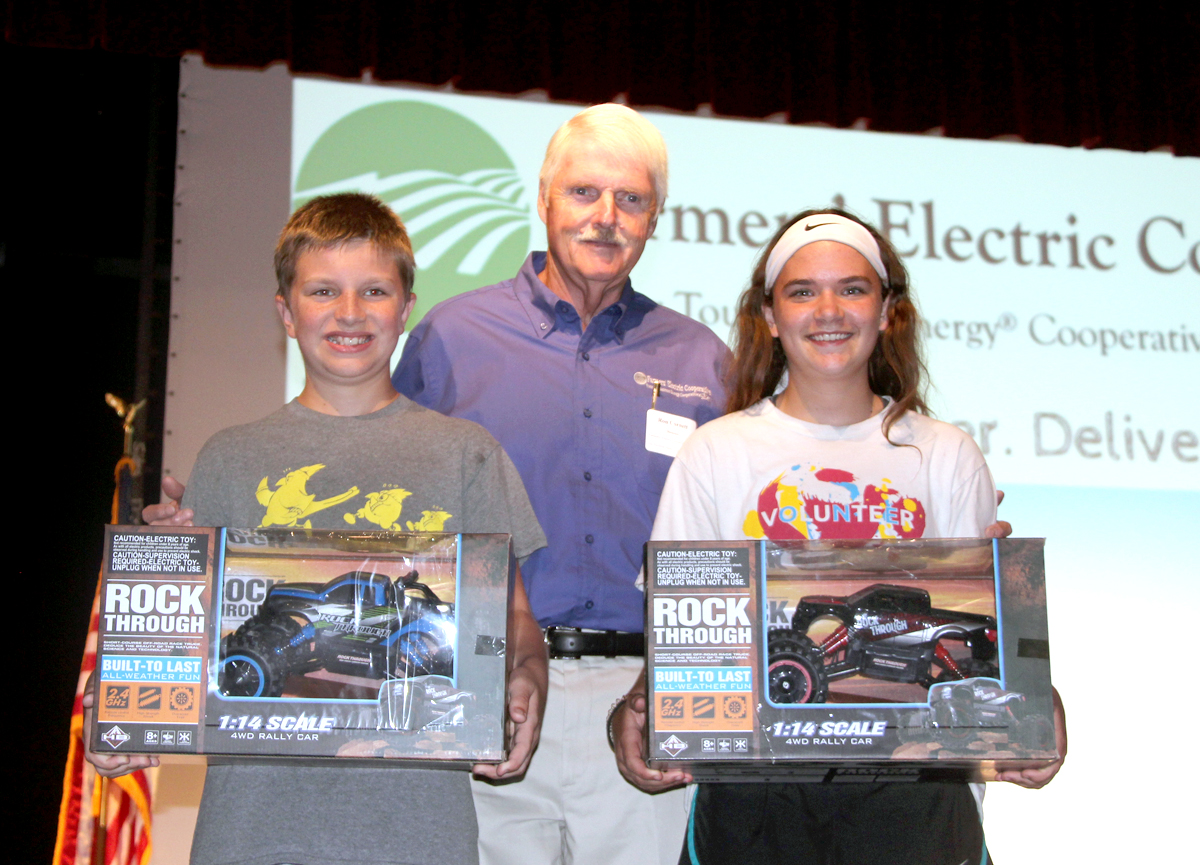 Youth Grand Prize Winners