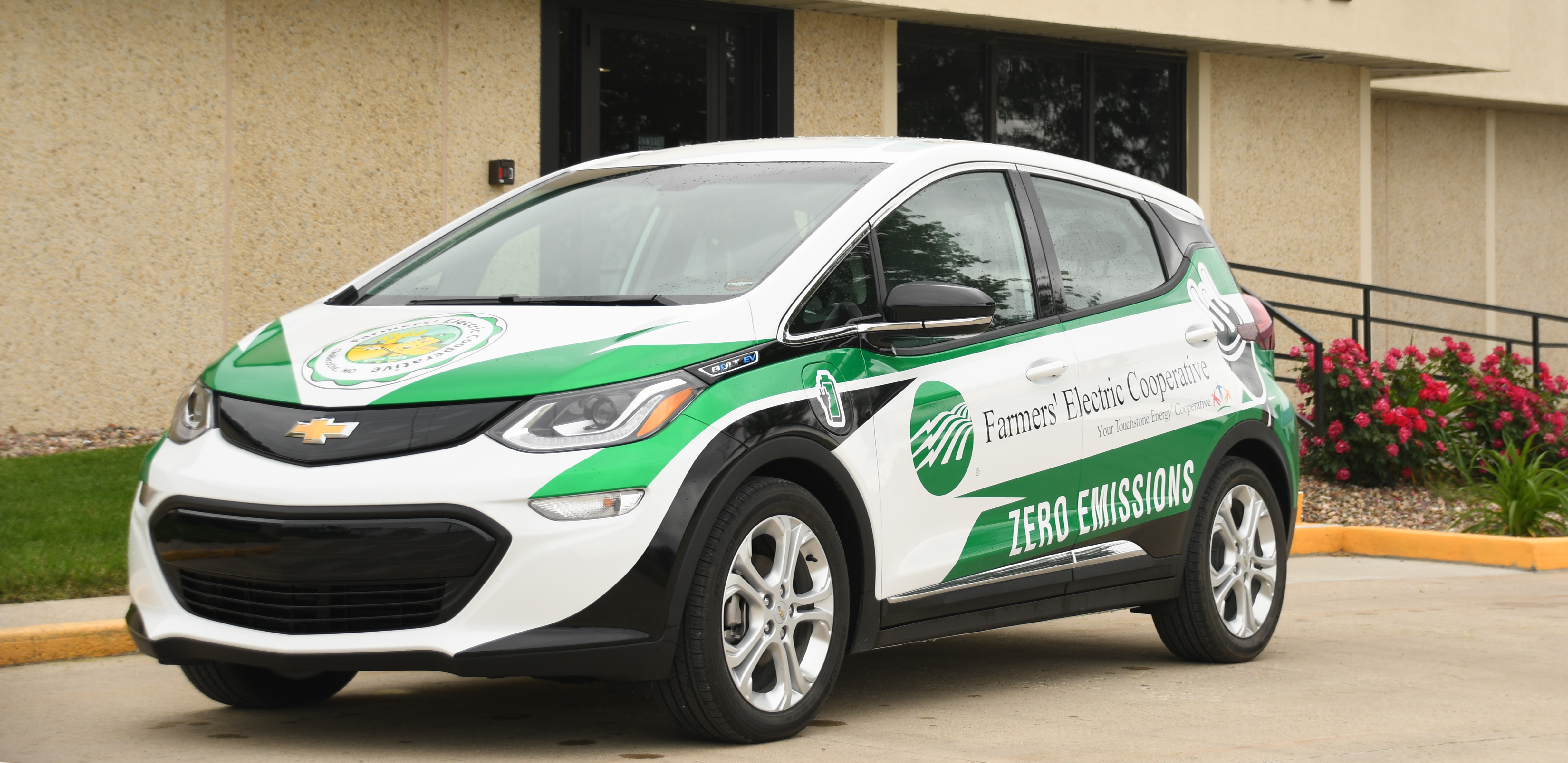 Farmers' Electric's Chevy Bolt EV